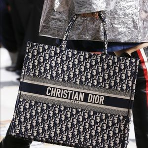 ecd5e450ba0 Dior Bags | Book Tote | Poshmark